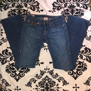 Women True Religion jeans bootcut